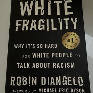 White fragility Book for Sale in Redmond, WA