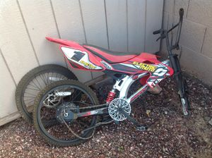 """20"""" Electric moto bicycle for Sale in Glendale, AZ"""