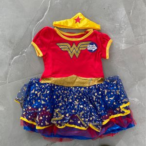 Wonder Woman Costume 3T for Sale in Fort Lauderdale, FL