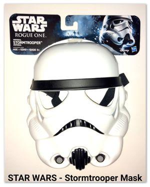 Halloween - STAR WARS Stormtrooper Mask for Sale in Santa Fe Springs, CA