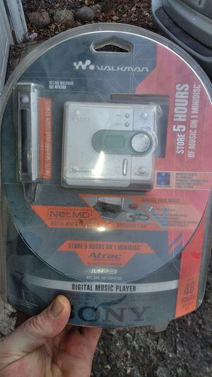 Sony mini disc system. for Sale in Caro, MI