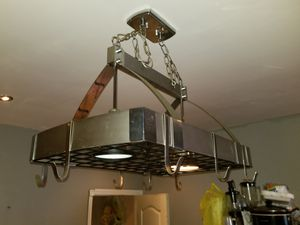 Light fixture/Pot holder for Sale in Philadelphia, PA
