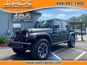 2016 Jeep Wrangler Unlimited for Sale in Jacksonville, FL