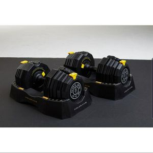 Golds Gym 110 lb. Select-A-Weight Dumbbell Set for Sale in Phoenix, AZ