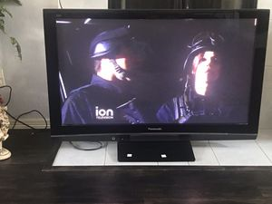 "Panasonic 50"" plasma TV flat screen for Sale in Mansfield, TX"