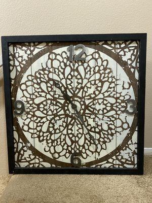 Rustic Clock Painting for Sale in Ontario, CA