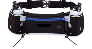 Running belt with water bottles for Sale in Dania Beach, FL