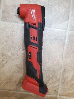 Milwaukee M18 Multi Tool for Sale in Renton,  WA