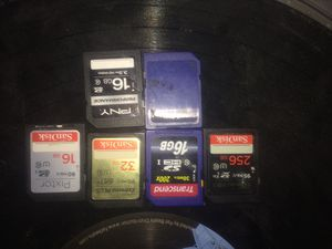 SD cards for Sale in Las Vegas, NV