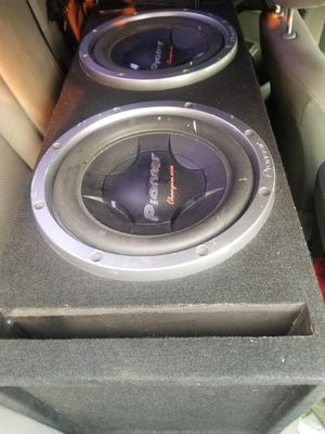 Subwoofer for Sale in Selma, CA