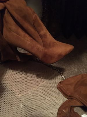Thigh high boots for Sale in San Marcos, TX