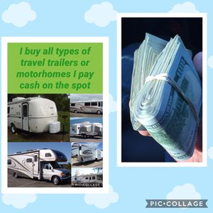 Interested in selling your RV for cash for Sale in Mesquite, TX