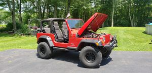 2003 Jeep Wrangler for Sale in Easton, CT