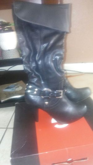 Bots black size 71/2 By Guess for Sale in Modesto, CA