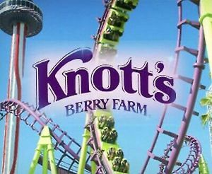 Knotts Berry Farm Tickets for Sale in West Covina, CA