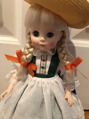 "Vintage Madame Alexander Heidi 13"" Doll #1580 Original Box for Sale in New York, NY"