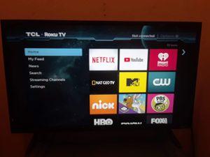 TCL ROkU TV for Sale in Phoenix, AZ