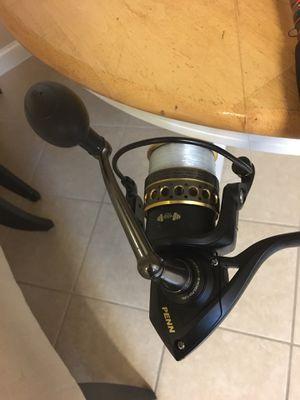 Penn battle fishing reel for Sale in Boynton Beach, FL