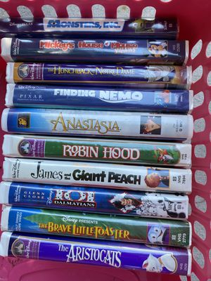 VHS movies for Sale in Thornton, CO