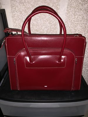 Leather Tote Bag-Purse (Work, Office, or School) for Sale in San Diego, CA