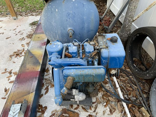 22hp diesel motor low hours good for generator or sail boat