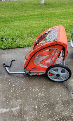 Toddler/child bike trailer for Sale in Sanford,  FL