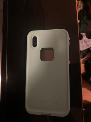 LifeProof for iPhone X for Sale in Winston-Salem, NC