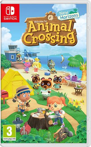 Animal Crossing Game for Nintendo Switch for Sale in Los Angeles, CA