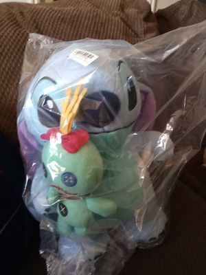 New Large Stitch Disney stuffed toy from Japan for Sale in Hill Air Force Base, UT