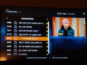 AMAZON Fire TV stick unlocked/Tampa Cable$99 for Sale in Tampa, FL
