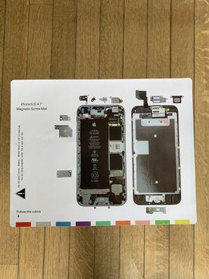 iPhone 6s magnetic screw mat for Sale in Orinda, CA