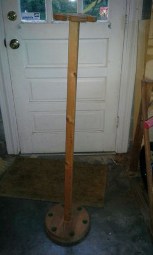 Billard stick rack for Sale in Winchester, VA