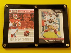 PATRICK MAHOMES & JIMMY GAROPPOLO for Sale in Wichita, KS