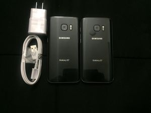 Samsung galaxy s7 unlocked $130 each for Sale in Medford, MA
