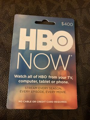 HBO NOW for Sale in West Los Angeles, CA
