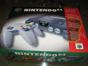 Nintendo 64 Original Game System 5 Games Extra Controller Memory paks AND MORE for Sale in Lauderhill, FL