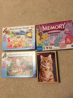 Puzzle, memory game for Sale in Brooklyn, NY