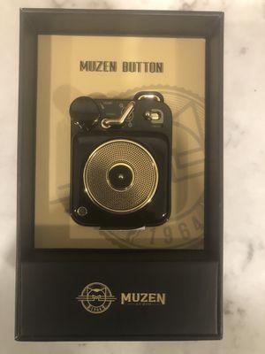 Muzen Button Bluetooth Speaker for Sale in San Clemente, CA