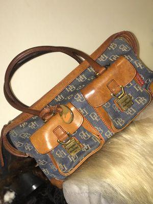 Authentic Vintage Dooney and Bourke handbag bag purse for Sale in Gresham, OR