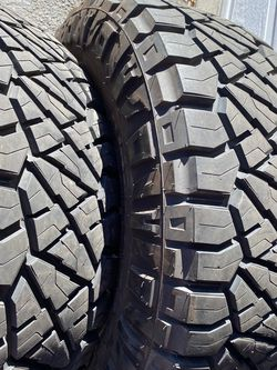 Nitto Ridge Grappler 35x12.50R17 Tires for Sale in Boise,  ID