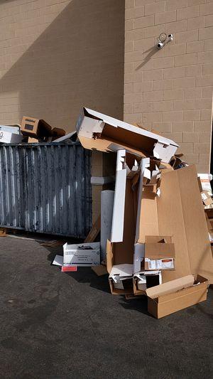 Free cardboard for Sale in Norwalk, CA