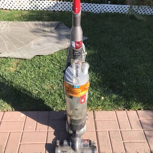 Dyson Corded Vacuum Cleaner Gray And Orange for Sale in Carson, CA