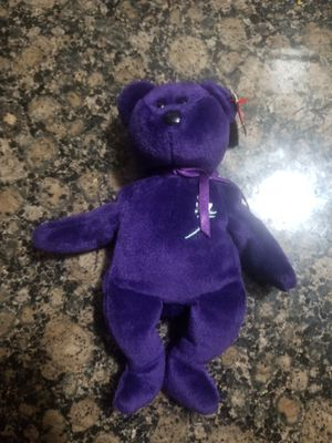 Beanie Baby Princess Diana Edition for Sale in San Jose, CA