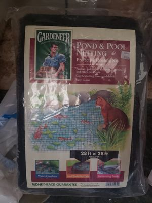 Pond netting for Sale in Akron, OH
