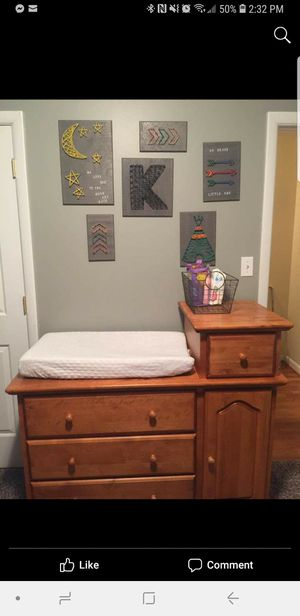 Crib and Dresser for Sale in Lexington, KY