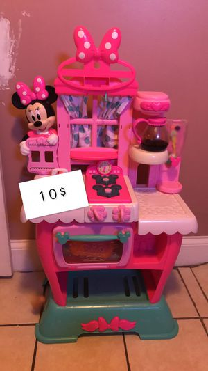 Minnie mouse kitchen for Sale in Minneapolis, MN