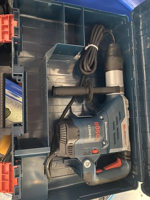 Rotohammer brand new with carrying case for Sale in Sunnyvale, CA
