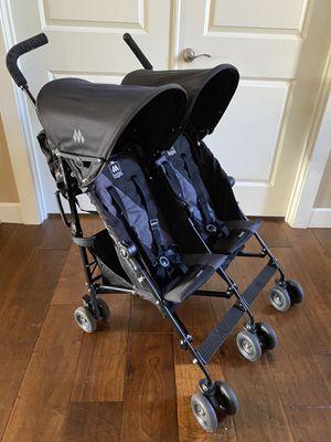 Maclaren Double Stroller for Sale in Kirkland, WA