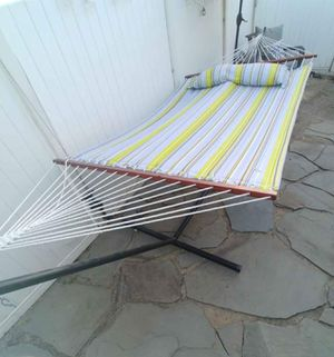 Sorbus Hammock with Stand & Speader Bars for Sale in Westchester, CA