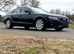12 Audi A4 great body shape for Sale in Ashland, OH